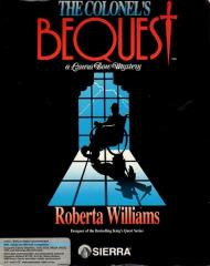 Colonel's Bequest, The - A Laura Bow Mystery