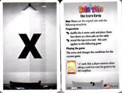 Coloretto - Extra Cards