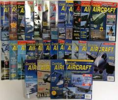 Combat Aircraft Collection - 28 Issues