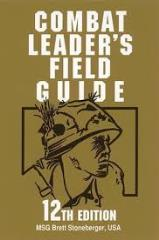 Combat Leader's Field Guide
