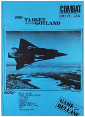 Vol. 1, #6 w/Target Gotland