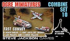 Combine Set #10 - Fast Convoy