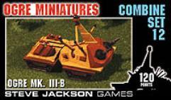 Combine Set #12 - Ogre MK. III-B