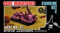 Combine Set #2 - Ogre MK. III