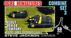 Combine Set #3 - Heavy Armor Company