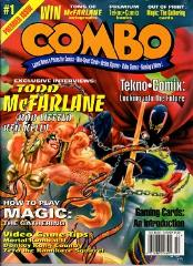 "#1 ""Todd McFarlane Interview, Video Game Tips, Magic The Gathering"""