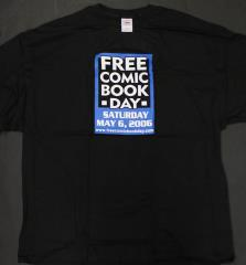 'Free Comic Book Day 2006' T-Shirt (XXXL)