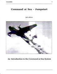 Command at Sea - Jumpstart (3rd Edition)