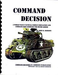 Command Decision - WWII Tactical Combat Simulation