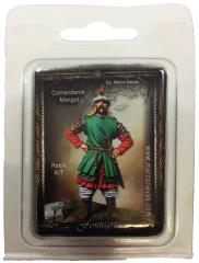 Commander Mongol