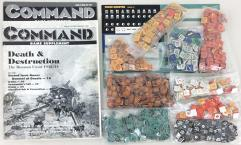 Command Magazine Game Collection - Proud Monster and Death & Destruction