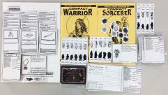 Compact Combat 2-Pack - Warrior & Socerer!