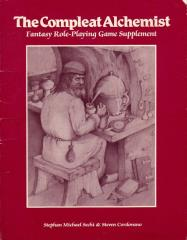 Compleat Alchemist, The (1st Edition, 1st Printing)