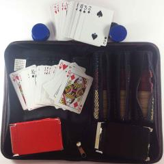 Compact Poker Set