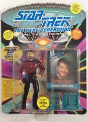 Commander William T. Riker in Second Season Uniform