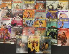 Conan the Cimmerian Collection - Complete Series, All 26 Issues!