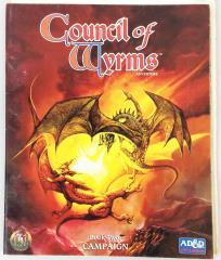 Council of Wyrms - Book 2, Campaign