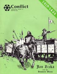 "Historical Study #1 - ""Ian Ziska and the Hussite Wars"""