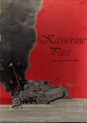 Kasserine Pass - The Baptism of Fire (2nd Printing, Small Box)