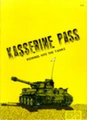 Kasserine Pass - Rommel Hits the Yanks (1st Printing, Yellow Box)