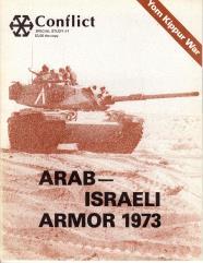 "Special Study #1 ""Arab-Israeli Armor 1973"""