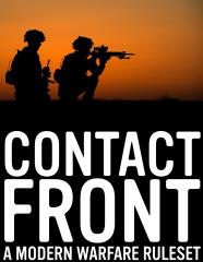 Contact Front - A Modern Warfare Ruleset
