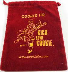Cookie Fu Dice Bag