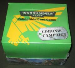 Coronis Campaign Starter Deck Box (12 Decks)
