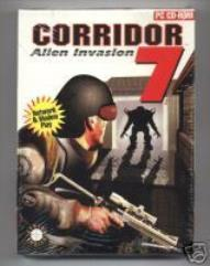 Corridor 7 - Alien Invasion