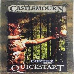 Cortex System Quickstart Rules w/Escape From Blackoon