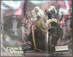 Council of Spiders - Renown Point Tracking Poster