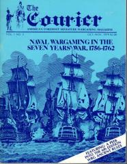 """Vol. 1, #3 """"Naval Wargaming in the Seven Years War, 1756-1762"""""""