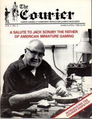 "Vol. 1, #5 ""Salute to Jack Scruby"""