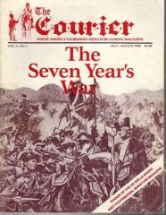 """Vol. 2, #1 """"The Seven Years' War"""""""
