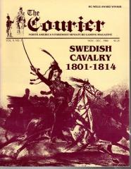 "Vol. 2, #3 ""Swedish Cavalry 1801-1814"""