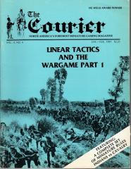"Vol. 2, #4 ""Linear Tactics and the Wargame, Part I"""