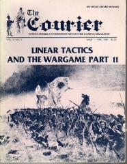 "Vol. 2, #5 ""Linear Tactics and the Wargame, Part II"""