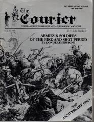 """Vol. 3, #1 """"Armies & Soldiers of the Pike & Shot Period"""""""