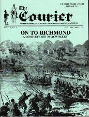 "Vol. 3, #5 ""On to Richmond ACW Rules"""