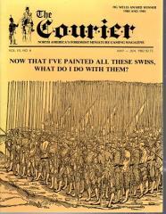 """Vol. 3, #6 """"Renaissance Battles, Napoleonic Tactics"""""""