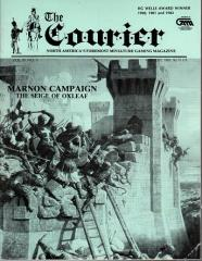 """Vol. 4, #3 """"Marnon Campaign - The Siege of Oxleaf, Artillery at Waterloo"""""""