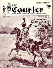 "Vol. 4, #4 ""Skirmishing Light Cavalry of the Napoleonic Wars"""