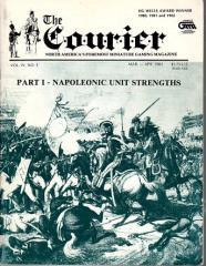 "Vol. 4, #5 ""Part I - Napoleonic Unit Strengths"""
