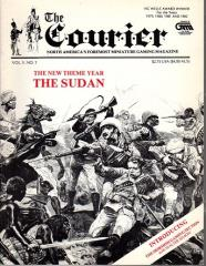 "Vol. 5, #1 ""The Sudan, Skirmish Wargaming, The Sword and the Flame"""