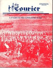 """Vol. 6, #6 """"American Duels, Cavalry in the Napoleonic Wars"""""""