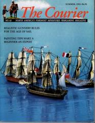 """#61 """"Waterloo Game, Gunnery Rules for the Age of Sail"""""""
