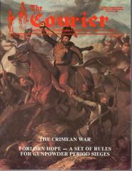 "Vol. 7, #6 ""The Crimean War, Forlorn Hope - Complete Gunpowder Period Siege Rules"""