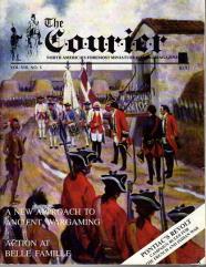 """Vol. 8, #5 """"Campaign Rules - Pontiac's Rebellion,  Barbarrosa 25"""""""