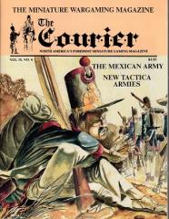 "Vol. 9, #6 ""The Mexican Army, Wellington's Luck"""