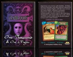 Crazier Eights - One Thousand & One Nights